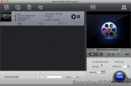 MacX Free MKV Video Converter screenshot
